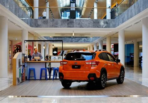 subaru store subaru pops up in more stores goautonews premium