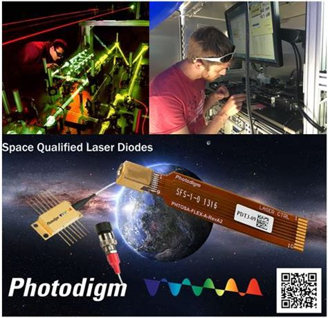 laser diodes for space applications distributed bragg reflector dbr laser holographic gratings