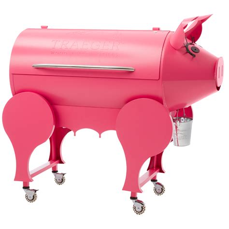 Traegers Pig Barbecue Will You Cooking Tofu And Soy Products Faster Than You Can Say Oink by Pink Lil Pig Pellet Grill Traeger Wood Fired Grills