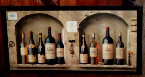 Wine lovers kitchen wall decor plaque brown by ozarkmtnhomestead