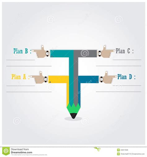 pencil flowchart creative flowchart template www imgkid the image