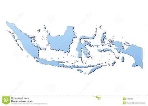 indonesia map vector free free indonesia map