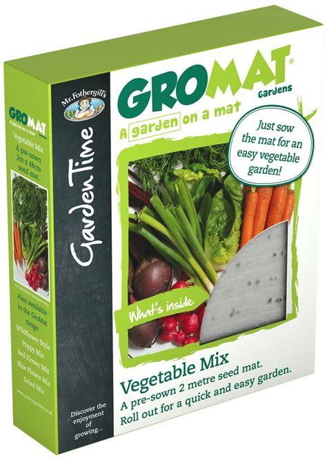 Roll Out Vegetable Garden Mr Fothergills Garden Time Outdoor Vegetable Veg Seed