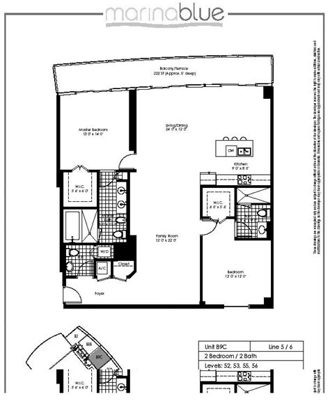 marina blue floor plans marina blue