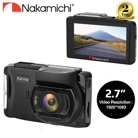 Dvr Nakamichi Nd 28 brand new nakamichi nd28 car dash dvr free delivery for sale