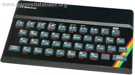 zx spectrum about sinclair zx spectrum database