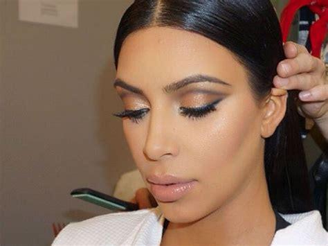 what happens when kim kardashians makeup artist does 554 best kim kardashian make up images on pinterest