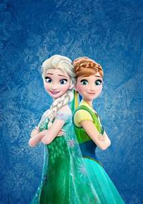 Frozen Fever Featuring Frozen Characters Anna Elsa Quotes