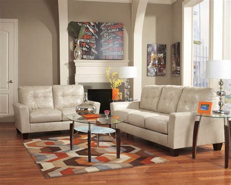 Taupe Living Room Furniture by Paulie Durablend Taupe Living Room Set From 27000