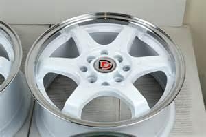15 wheels chevy aveo cobalt honda civic fit sol crx