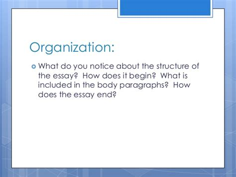 Writing An Argumentative Essay Powerpoint by Persuasive Essay Powerpoint