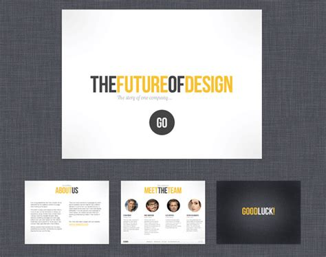 60 Best Powerpoint Templates Of 2016 Envato Indesign Presentation Templates