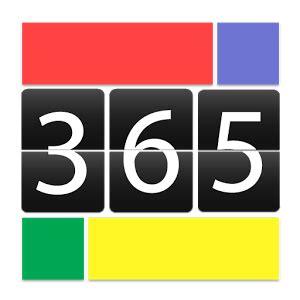 365 Countdown Calendar