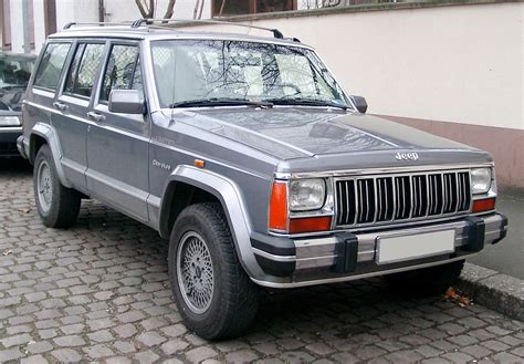 small jeep cherokee compact sport utility vehicle wikipedia