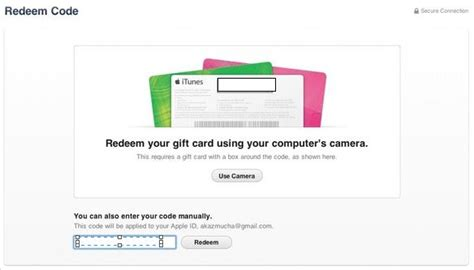 Free Itunes Gift Card Codes That Work 2012 No Surveys - how to redeem an promo code or gift card through itunes techglimpse