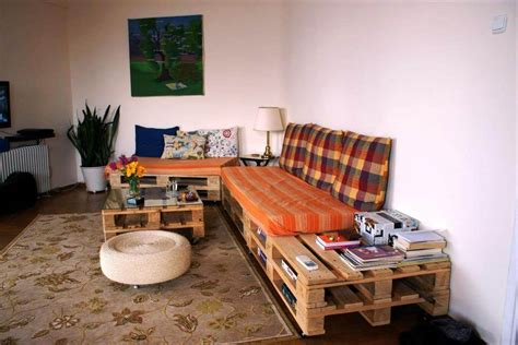 pallet living room pallet sofa and coffee table for living room
