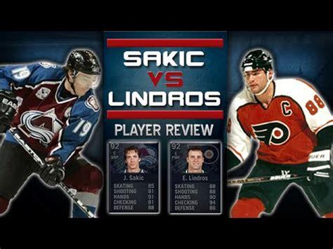 nhl 15 hut legend player review bure vs gretzky youtube nhl 15 hut legend player review sakic vs lindros youtube
