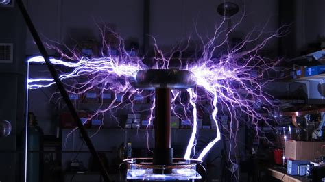 tesla coil high power tesla coil 900kv
