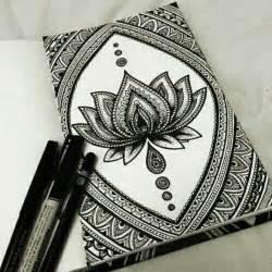 Lotus Flower Doodle 25 Best Ideas About Lotus Mandala On Lotus