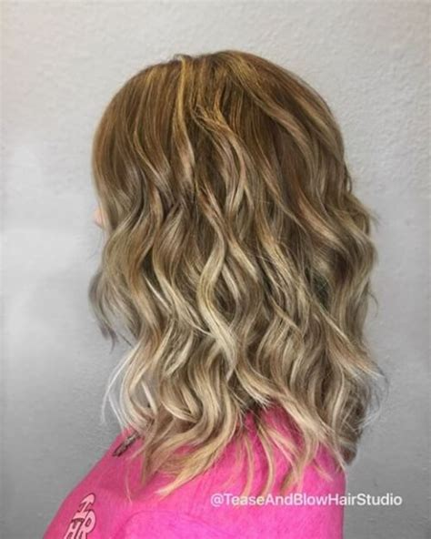hairstyles beach curls top 27 shoulder length hairstyles to try in 2017
