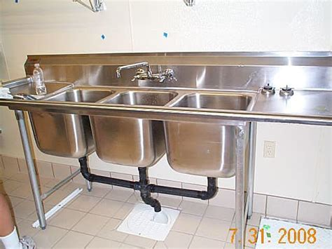 commercial kitchen from sanco plumbing heating inc in