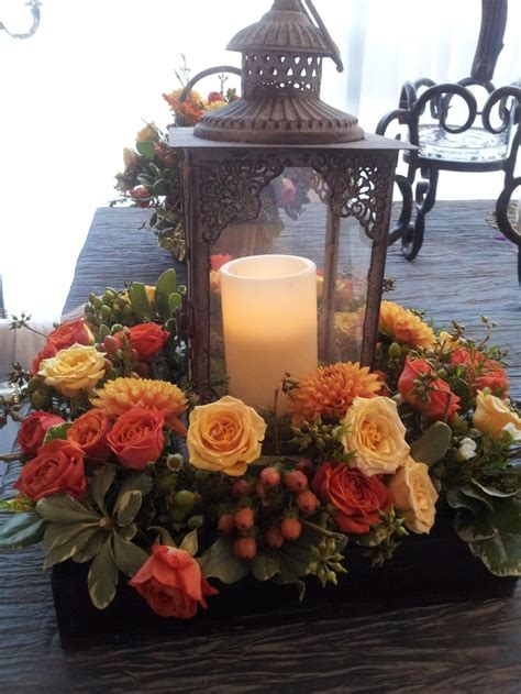 Fall Wedding Centerpieces For Sale 1000 Ideas About Fall Lantern Centerpieces On