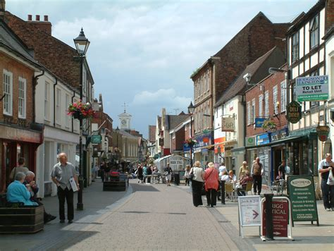 of town brigg town centre courts and yards brigg market town
