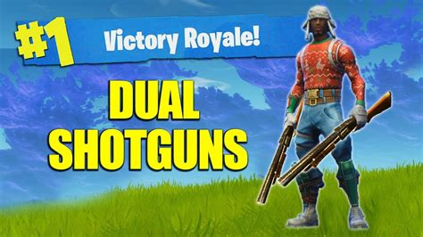 fortnite muselk the shotgun trick glitch tutorial