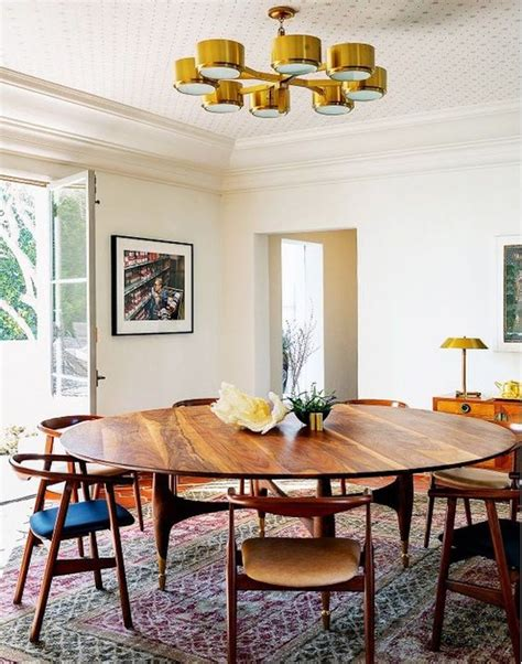 oval dining room tables best 25 oval dining tables ideas on pinterest white
