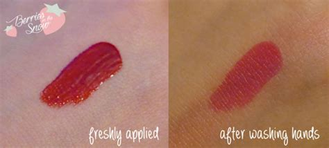 Harga Tony Moly Shocking Lip review tonymoly shocking lip berries