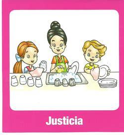 imagenes de justicia en dibujo valor de justicia karla daniela sada larreavive los valores