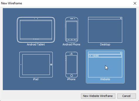 storyboard visio how to create a storyboard of wireframes