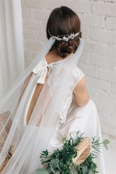 wonderfully alternative veils chic vintage brides