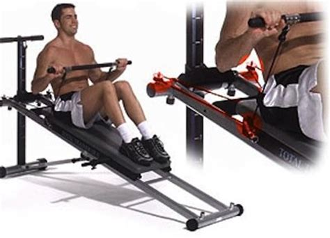 bayou fitness total trainer 4000 xl home