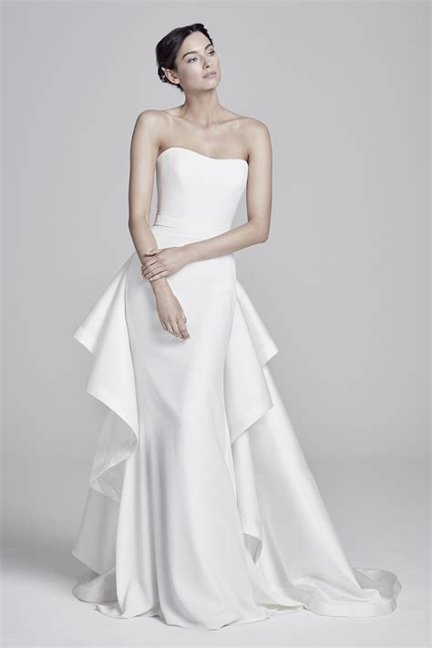 mira collections  lookbook uk designer wedding dresses