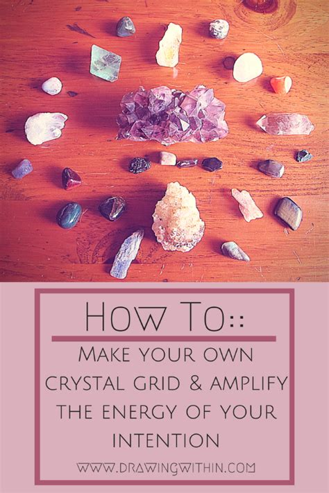 energized books ritual how to make your own grids sneak peek of