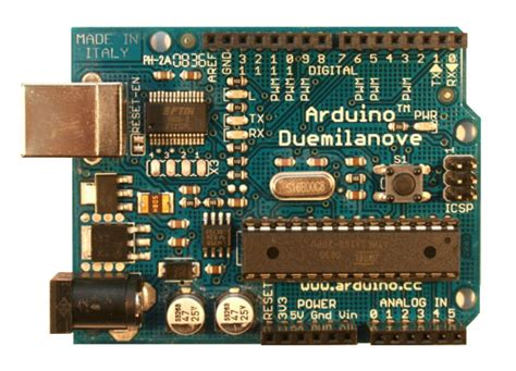 Arduino Duemlanove arduino arduinoboardduemilanove