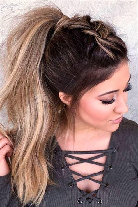 best 25 braid ponytail ideas on pinterest braided