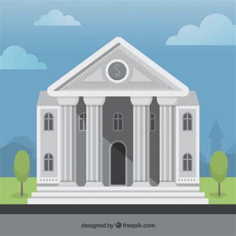 casa in banking bank building vector free download