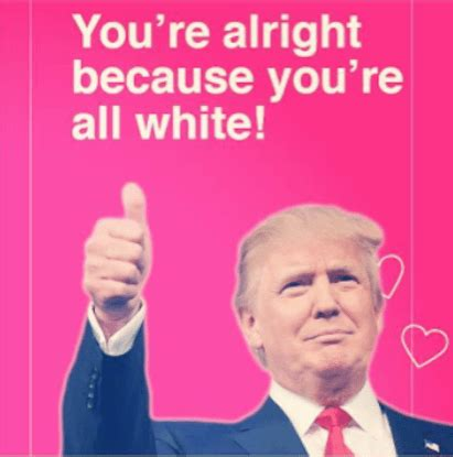 Valentines Day Memes Trump