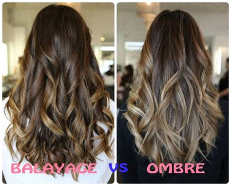 ombre hair color technique balayage hair coloring technique what how where to