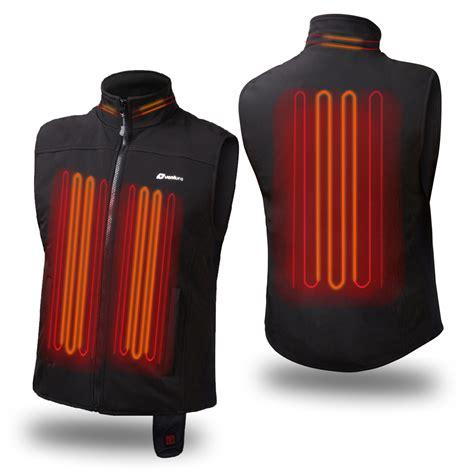 heated motorcycle motorcycle heated vest liner venture heat