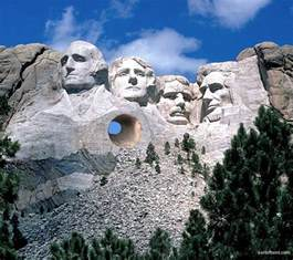 mt rushmore barry o drama s image at mt rushmore completed