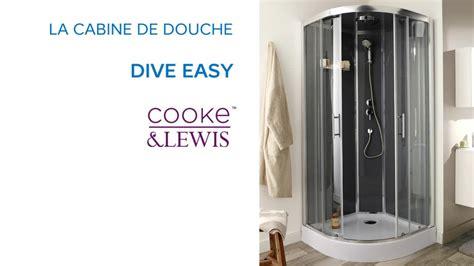 castorama cabine de cabine de dive easy cooke lewis 653084
