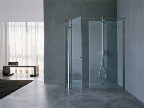 bagno con doccia a pavimento doccia a pavimento bagno di design
