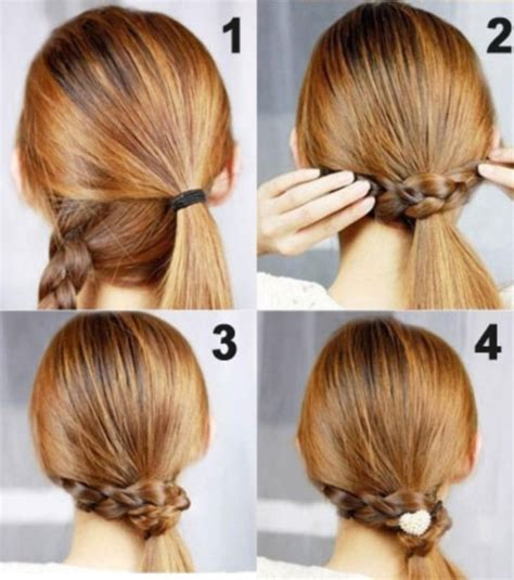 easy hairstyles hair 101 easy diy hairstyles for medium and hair to snatch