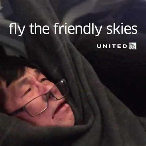United Memes - united airlines forcibly removes passenger from flight
