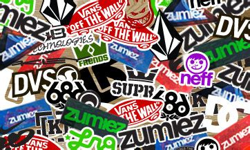 Free Brand Stickers