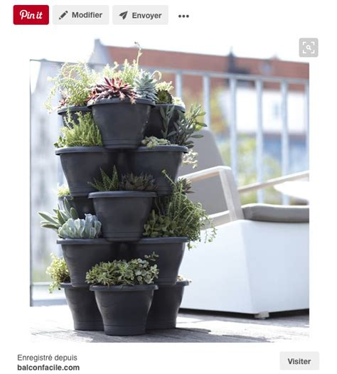 Aromates En Pot by Conseils De Jardinage Pour Cultiver Des Aromates Au Balcon