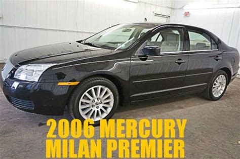 books on how cars work 2006 mercury milan security system sell used 2006 mercury milan premier sporty loaded gas saver wow nice must see in plymouth
